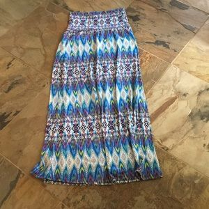 Like new long dress skirt.